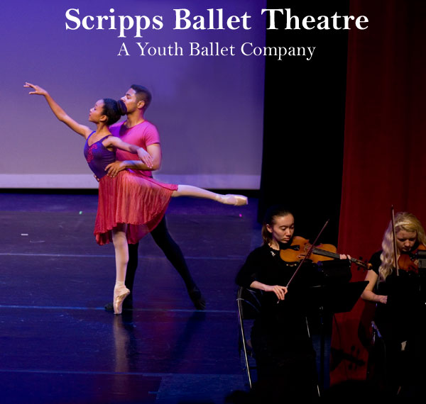Scripps Ballet Theatre: a youth ballet company